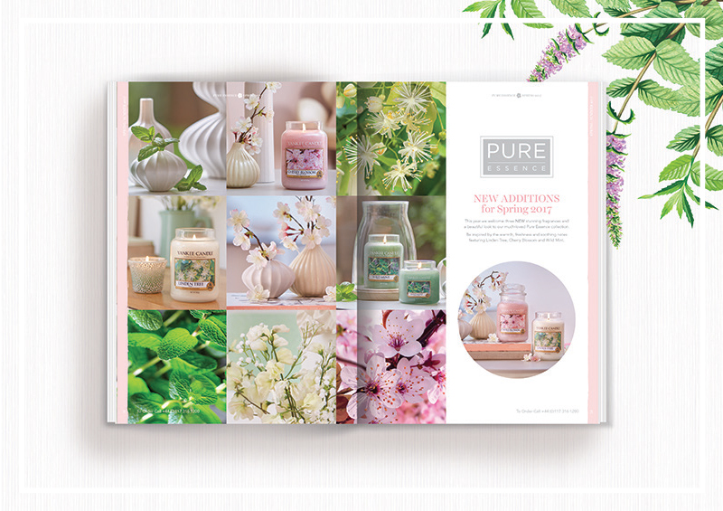 Pure Essence brochure