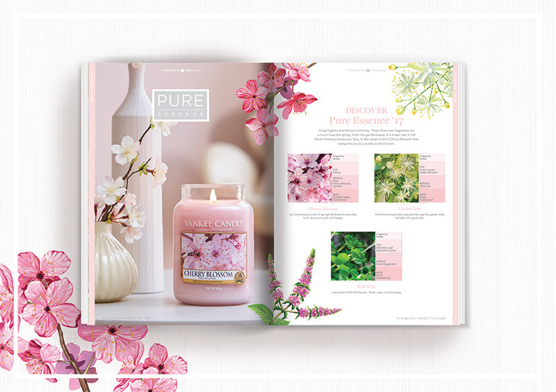 Pure Essence booklet