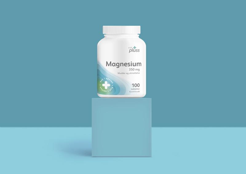 Magnesium Vidi Plus Vitamins Packaging